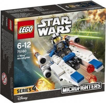 Конструктор Lego Star Wars: Микроистребитель типа U™ 75160 44983 lego lego star wars microfighters 75160 микроистребитель типа u