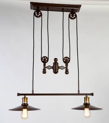 Подвесная люстра Favourite Winch 1762-2P подвесная люстра favourite 1854 2p
