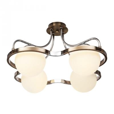 Потолочная люстра Silver Light Globe 210.53.4