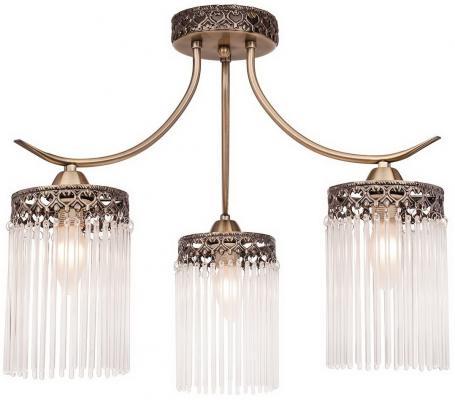 Потолочная люстра Silver Light Venezia 715.53.3 silver light потолочная люстра venezia 712 51 8