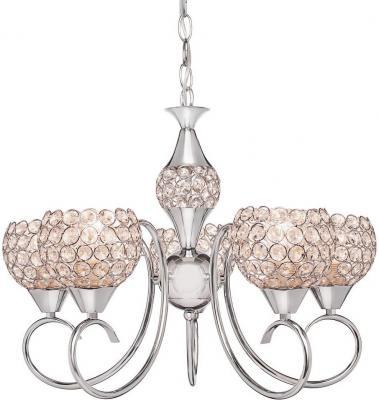 Подвесная люстра Silver Light Malika 126.54.5 подвесная люстра silver light malika 126 54 5