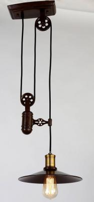 Подвесной светильник Favourite Winch 1762-1P светильник подвесной favourite 1192 3p