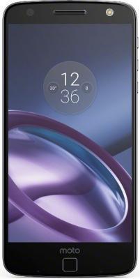 "Смартфон Motorola Moto Z черный 5.5"" 32 Гб NFC LTE Wi-Fi GPS 3G XT1650-03 SM4389AE7U1"