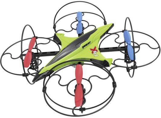 Квадрокоптер на радиоуправлении От Винта Fly-0244 разноцветный от 7 лет пластик 87238 флаер на ик управлении от винта футбольный мяч белый от 7 лет пластик fly 0241