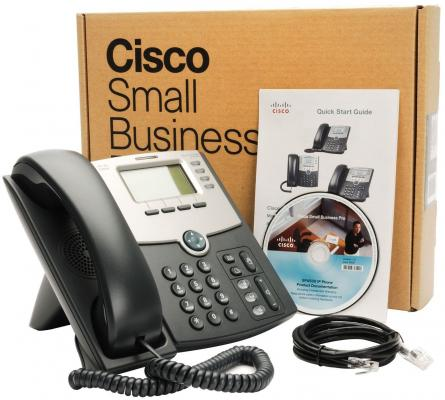 Телефон IP Cisco SPA504G-XU