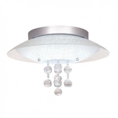 Потолочный светодиодный светильник Silver Light Diamond 845.40.7