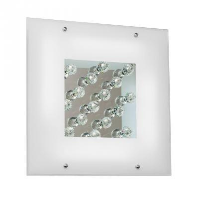 Настенный светодиодный светильник Silver Light Style Next 804.40.7 настенный светодиодный светильник silver light style next 805 40 7