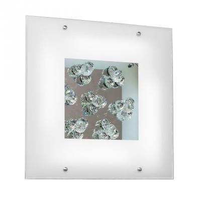 Настенный светодиодный светильник Silver Light Style Next 806.40.7