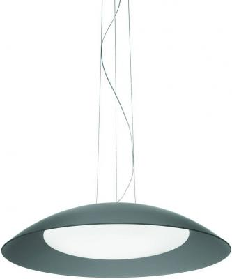 Подвесной светильник Ideal Lux Lena SP3 D64 Grigio ideal lux люстра ideal lux le roy sp3
