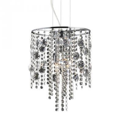 Подвесной светильник Ideal Lux Evasione SP4 подвесной светильник crystal lux krus sp4 bell