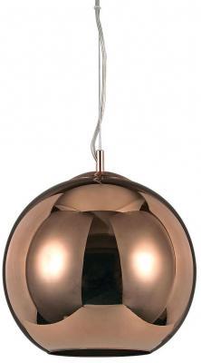 Подвесной светильник Ideal Lux Nemo Rame SP1 D30 rame короткое платье