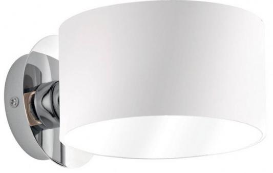 Настенный светильник Ideal Lux Anello AP1 BIanco настенный светильник ideal lux anello ap1 bianco