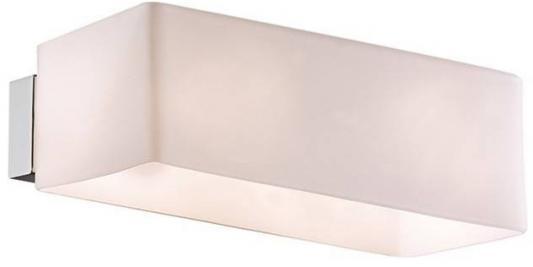 Настенный светильник Ideal Lux Box AP2 Bianco
