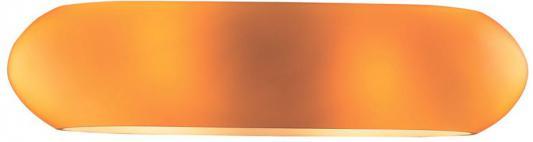 Настенный светильник Ideal Lux Moris AP2 Ambra бра ideal lux danieli ap2 ambra