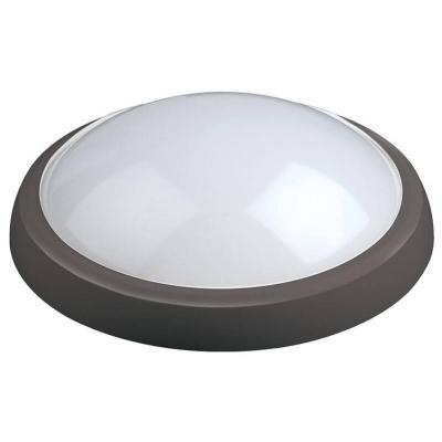 Пылевлагозащитный светодиодный светильник (11137) Uniel 5500K ULW-O04-12W/NW IP65 BLACK rusgems кольцо rusgems 23 11137 39 синий