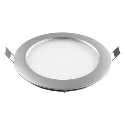 Светодиодный встраиваемый светильник (04744) Uniel 3000K ULP-R180-10/WW потолочный светодиодный светильник 09005 uniel prom 3 2700k ulp 3030 20 ww