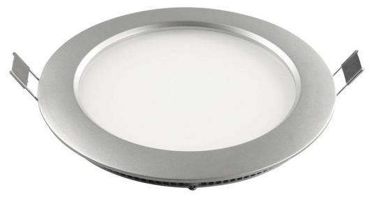 Светодиодный встраиваемый светильник (04746) Uniel 6500K ULP-R180-10/DW Silver цена и фото