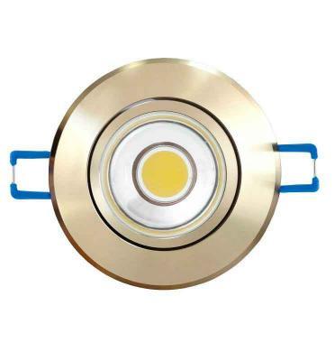 Светодиодный встраиваемый светильник (08787) Uniel 3000K ULM-R31-5W/WW IP20 Gold светодиодный встраиваемый светильник 08786 uniel 4500k ulm r31 5w nw ip20 black chrome