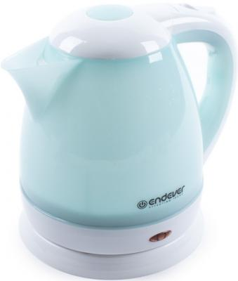 Чайник ENDEVER Skyline 2200 Вт бирюзовый 1.5 л пластик 347-KR
