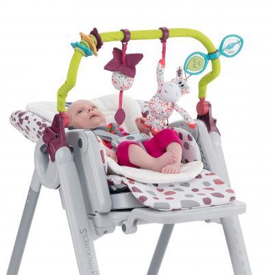 Набор для стульчика для кормления Chicco Polly Progres5 chicco chicco подушка для кормления boppy с 2 х сторонним чехлом little lady
