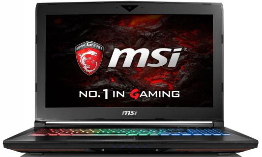 "Ноутбук MSI GT62VR 6RE(Dominator Pro)-099RU Core i7 6700HQ/16Gb/1Tb/SSD256Gb/nVidia GeForce GTX 1070 8Gb/15.6""/IPS/FHD (1920x1080)/Windows 10/black/WiFi/BT/Cam"