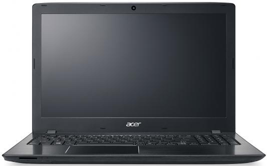 """Ноутбук Acer Aspire E5-575G-735T Core i7 6500U/8Gb/1Tb/SSD96Gb/DVD-RW/nVidia GeForce GTX 950M 2Gb/15.6""""/FHD (1920x1080)/Windows 10/black/WiFi/BT/Cam"""