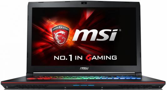 """Ноутбук MSI GE72 6QF-231RU Apache Pro 17.3"""" 1920x1080 Intel Core i5-6300HQ 9S7-179441-231"""