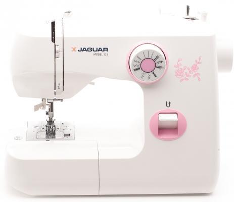 Швейная машина Jaguar 139 белый швейная машина vlk napoli 2400