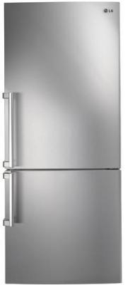 Холодильник LG GC-B519PMCZ серебристый lg gc b207 gaqv