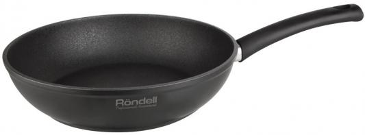Сковорода Rondell Mustang RDA-597 24 см алюминий сковорода глубокая rondell mustang rda 597 24х6см