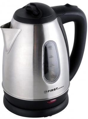 Чайник First 5410-4 1800 Вт серебристый 1.8 л нержавеющая сталь