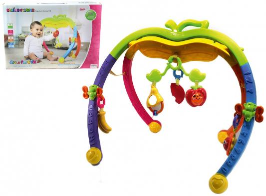 Купить Игровой комплекс Shantou Gepai Яблочко Y19764002, Развивающие центры для малышей