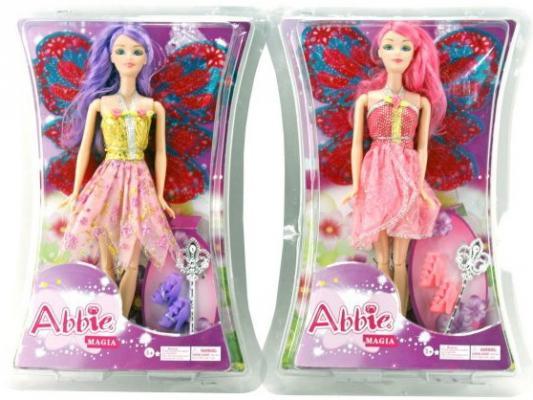 Кукла Shantou Gepai Abbie Фея, с аксесс.,  в ассорт..29 см B042