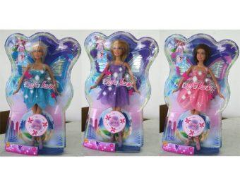 Кукла Defa Luсy «Фея», в асс-те 8135 defa toys кукла lucy happy wedding цвет платья розовый