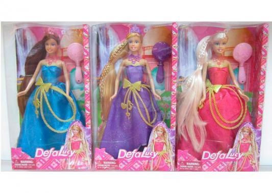 Кукла Defa Luсy с аксессуарами, в асс-те 8195 кукла defa lucy 6023