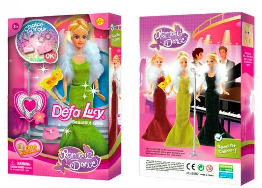 Кукла Defa Luсy На балу, в ассорт., кор 8082 кукла defa lucy 6023