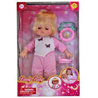 Кукла Defa Luсy Любимый малыш, 29 cм, в роз. костюме, с аксесс., кор. 5063/pink кукла defa luсy свадебный наряд в ассорт