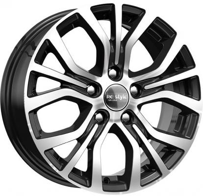 Диск K&K Suzuki Grand Vitara (КСr736) 6.5xR16 5x114.3 мм ET45 Алмаз черный 67994 куплю suzuki grand vitara фиолетовый