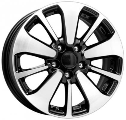 Диск K&K Volkswagen Passat (КСr688) 6.5xR16 5x112 мм ET42 Алмаз черный k