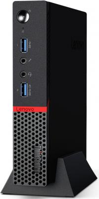 Неттоп Lenovo ThinkCentre M700 Tiny Intel Core i3-6100T 8Gb SSD 256 Intel HD Graphics 530 Windows 7 Professional + Windows 10 Professional черный 10HY0043RU