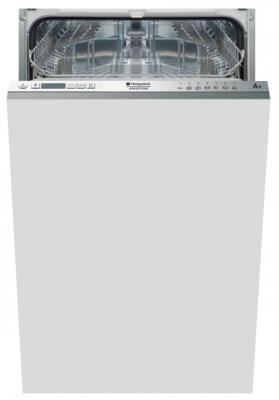 Посудомоечная машина Ariston LSTF 7B019 EU серебристый