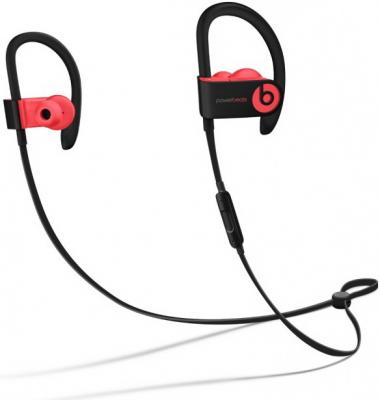 Наушники Apple Powerbeats3 Wireless Earphones красный MNLY2ZE/A