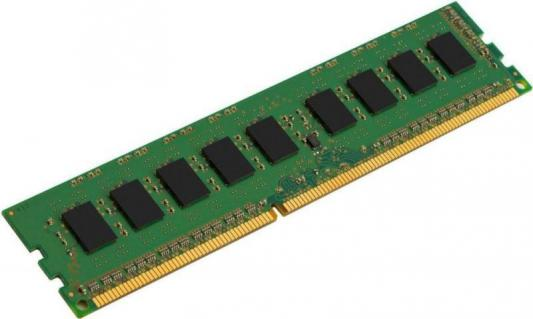 Оперативная память 16Gb PC4-19200 2400MHz DDR4 DIMM Foxline FL2400D4U17-16G оперативная память kingston 16gb 2400mhz ddr4 dimm kvr24se17d8 16