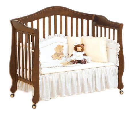 Кроватка-трансформер Giovanni Belcanto Lux (caramel)