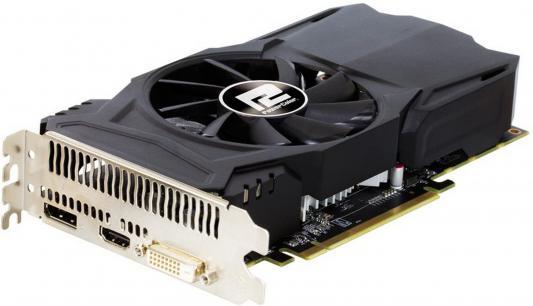 Видеокарта 4096Mb PowerColor RX 460 PCI-E HDMI DVI DP HDCP AXRX 460 4GBD5-DH/OC Retail