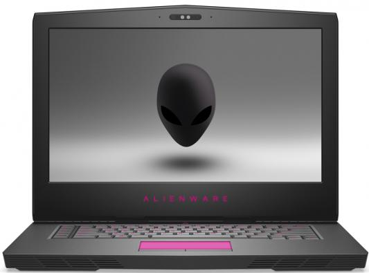 "Ноутбук Dell Alienware 15 R3 Core i7 6700HQ/16Gb/1Tb/SSD256Gb/nVidia GeForce GTX 1060 6Gb/15.6""/IPS/FHD (1920x1080)/Windows 10/silver/WiFi/BT/Cam"