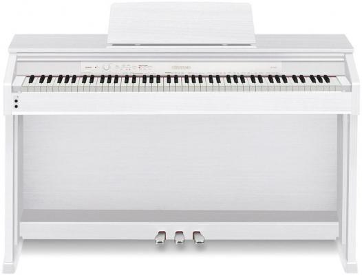 Цифровое фортепиано Casio AP-460WE белый цифровое фортепиано casio cdp 130 bk