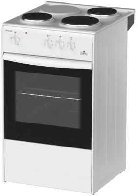 цены Электрическая плита Darina S EM 331 404 W белый