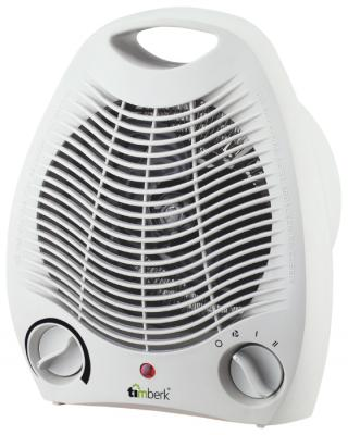 Тепловентилятор Timberk TFH S20SMA 2000 Вт вентилятор термостат белый