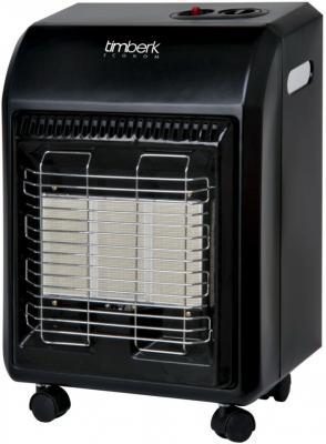 Напольная печь Timberk Mini TGH 4200 SM1 4200 Вт чёрный